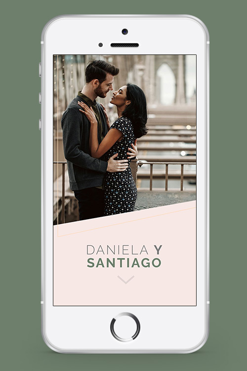 invitacion whatsapp casamiento